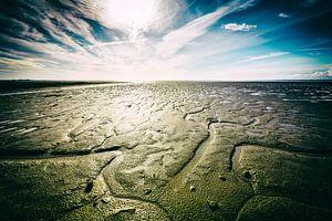 Rippled Beach