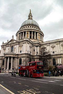 St Paul's Cathedral. London van