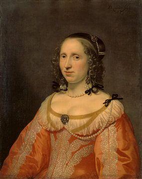 Porträt einer Frau, Bartholomeus van der Helst von