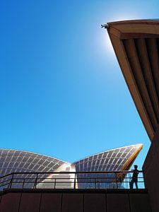 Sydney Opera House, Australien von Rainer Elpel