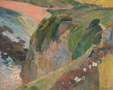 De Flageoletspeler op de klif, Paul Gauguin