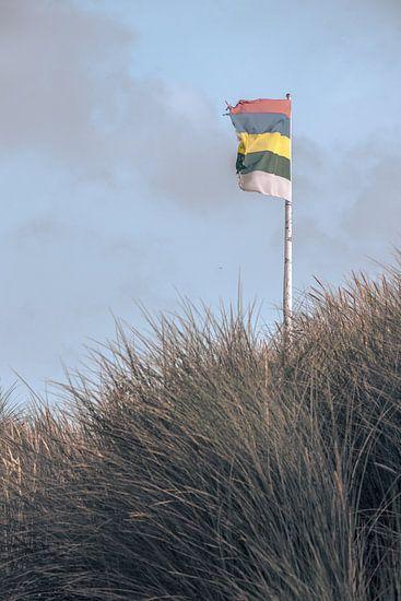 Terschelling's flag van Alessia Peviani