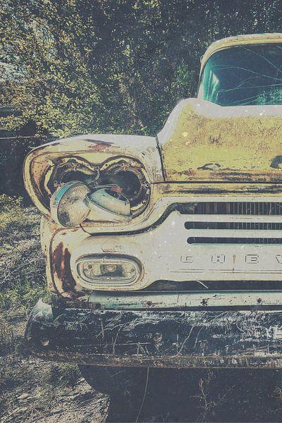 Vintage Chevrolet van Wolbert Erich