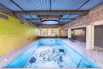 swimmingpool von Michael Schulz-Dostal