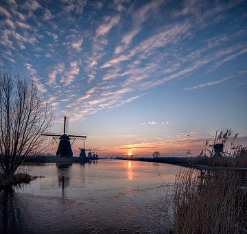 Niederländische Dämmerung von Rene Siebring