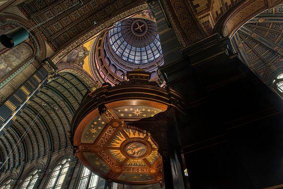 Nicolaaskerk, Amsterdam van Jan Sluijter