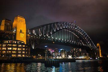 Hafenbrücke Sydney von Ivo de Rooij