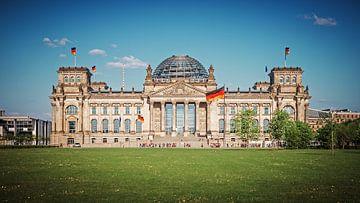 Berlin – Reichstag von Alexander Voss