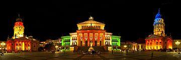 Panorama du Gendarmenmarkt Berlin