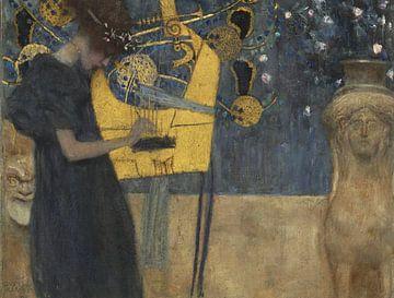 Musik, Gustav Klimt