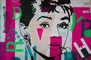 """Audrey Hepburn """"NYC"""""""