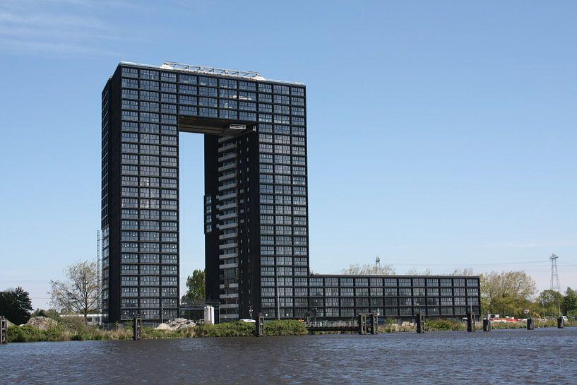 Tasche Büros von Sander de Jong