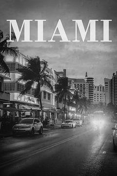 Städte im Regen: Miami von Christian Müringer
