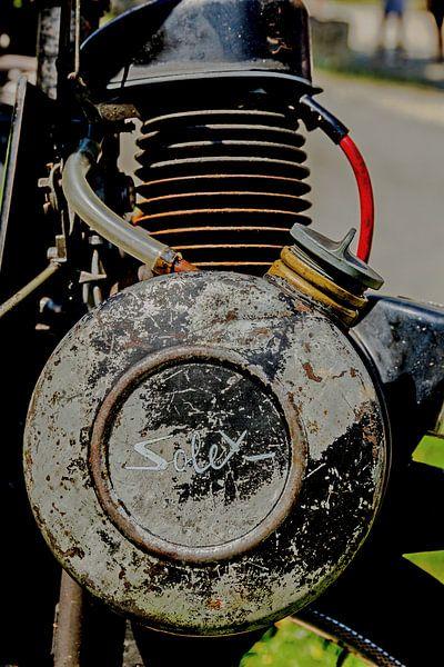 Solex motorblok van Peters Foto Nieuws l Beelderiseren