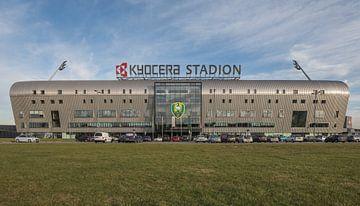 "ADO Den Haag ""Kyocera Stadion"" in Den Haag van MS Fotografie | Marc van der Stelt"