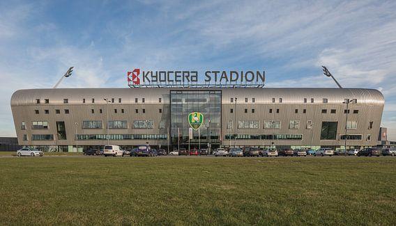 """ADO Den Haag """"Kyocera Stadion"""" in Den Haag"""