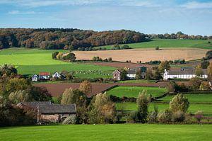 Epen, Landschap met volmolen en vakwerkgroepje de Plaatmburg van