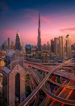 Dubai Magic van Georgios Kossieris