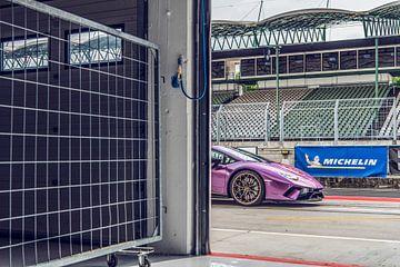 Lamborghini Huracan Performante van Bas Fransen