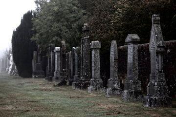 Dryfesdale kerkhof von Ab Wubben