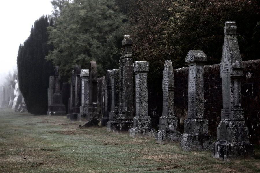 Dryfesdale kerkhof van Ab Wubben
