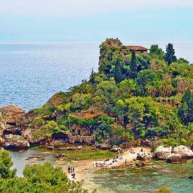 Isola bella sur Leopold Brix