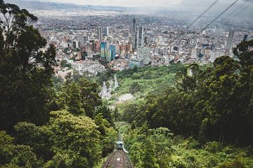 Monserrate Bogotá sur Ronne Vinkx