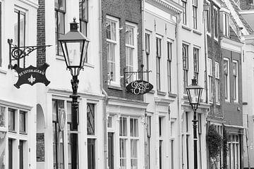 Detailbeeld centrum Utrecht von Pieter Geevers