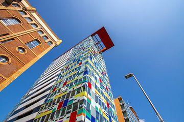 Handelshaven Düsseldorf van Michael Ruland