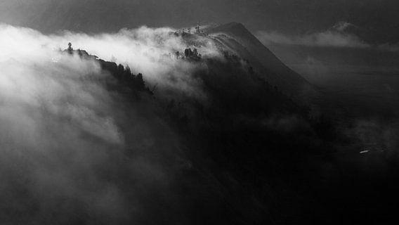 Mist vulkaan ring