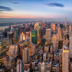 Manhattan sur Reinier Snijders