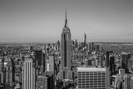Empire State building van Reinier Snijders