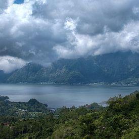 Lake Batur sur Peter Reijners