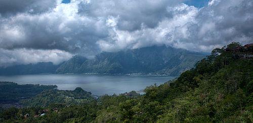 Lake Batur van