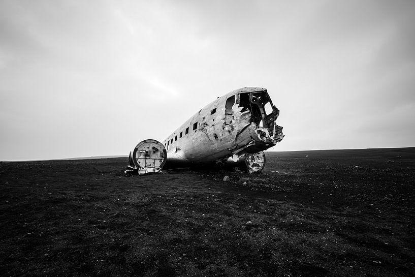 AIRCRAFT WRACK van Matthias Stange