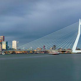 Skyline Rotterdam II van Miranda van Hulst