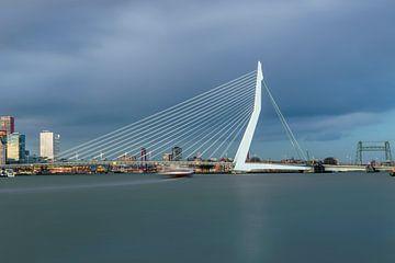 Skyline Rotterdam II von Miranda van Hulst