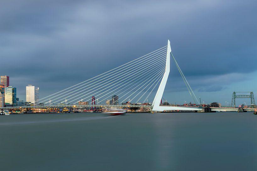 Skyline Rotterdam II sur Miranda van Hulst