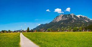 Oberstdorf, Allgäu Alps