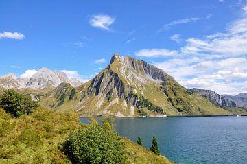 Berglandschap von Jeroen Nieuwenhoff