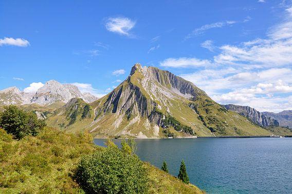 Berglandschap van Jeroen Nieuwenhoff