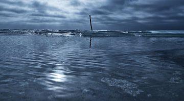 Arctisch landscahp 2 van peterheinspictures