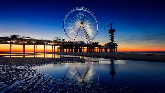 reuzenrad op de Pier van Scheveningen van gaps photography