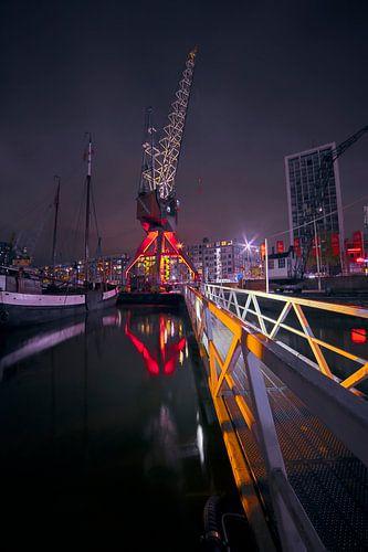 Leuvehaven Rotterdam van Rob van der Teen