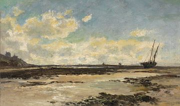 Carlos de Haes-Costa de Villerville, Antike Landschaft