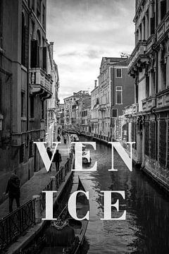 Steden in de regen: Venetië van Christian Müringer