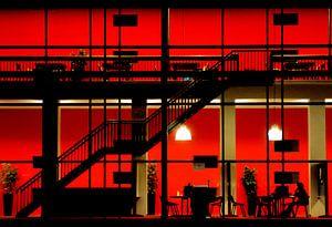 Technische Universiteit TU Delft Weg- en Waterbouw. Upstairs Downstairs van