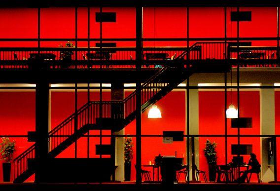 Technische Universiteit TU Delft Weg- en Waterbouw. Upstairs Downstairs van Alice Berkien-van Mil