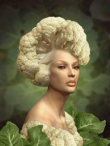 Chou-fleur charmant sur Britta Glodde