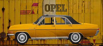 Opel Diplomat A op Container van aRi F. Huber